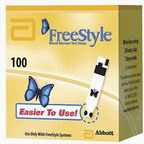Freestyle Lite Glucose Test Strips
